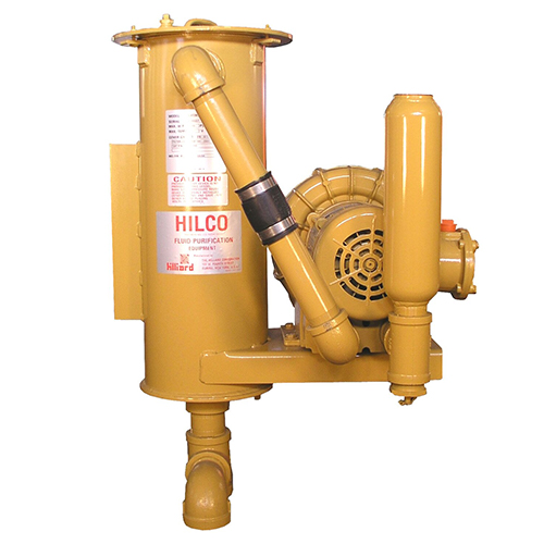 Blower-Assisted Oil Mist Eliminator image
