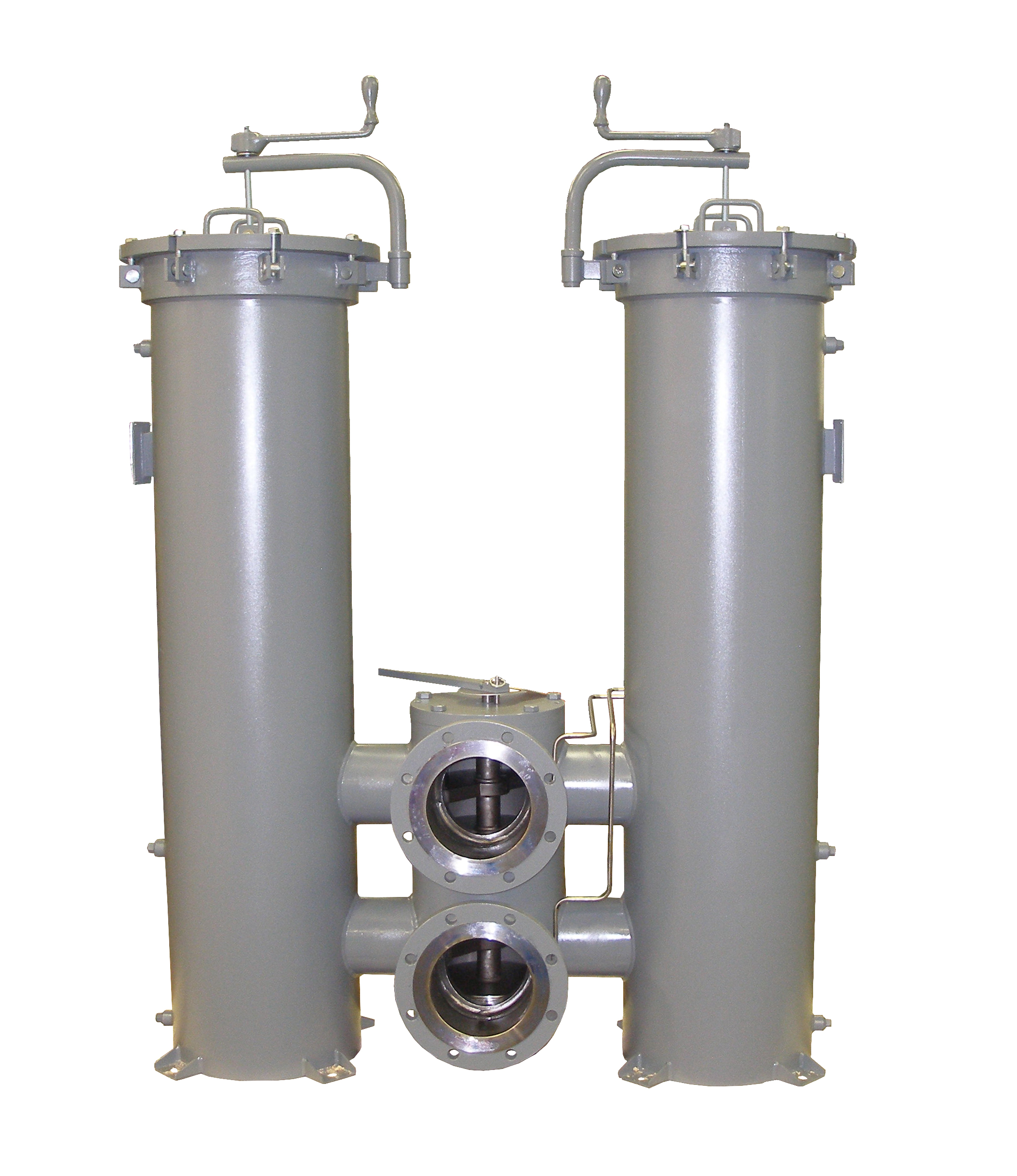 Hilliard Corporation Hilco Fluid Filter Housings Fuel Strainers And Filters Duplex Liquid Housing