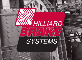 Hilliard M900 SH Brake Caliper For Grinding Mills