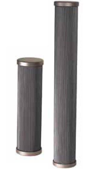 High Pressure Hydraulic Fluid Filter Cartridge Image