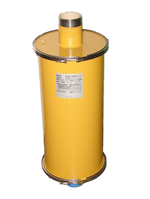 HILCO Static Oil Mist Eliminator image