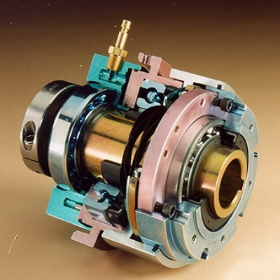 Pneumatic Overload Release Clutch image